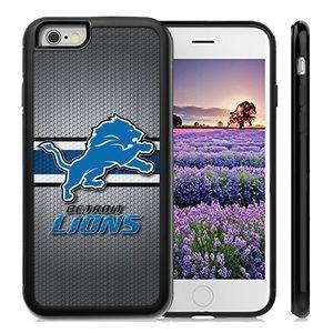 Accessories - Detroit Lions iPhone X 8 plus 7 6 6S SE 5S cover